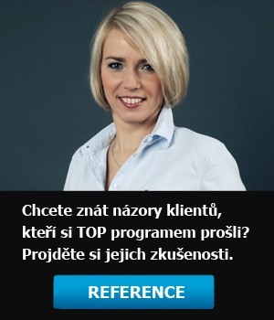 transformační TOP program - reference